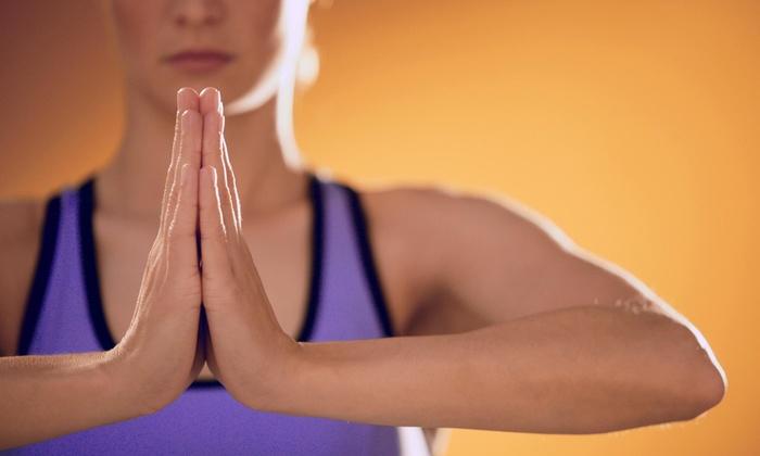 Thrive Yoga & Wellness - Oregon City: Four Weeks of Unlimited Yoga Classes at Thrive Yoga & Wellness (66% Off)