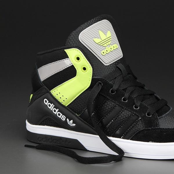 199 zł zamiast 399 zł: męskie, wysokie buty Adidas Hard Court – 11 rozmiarów