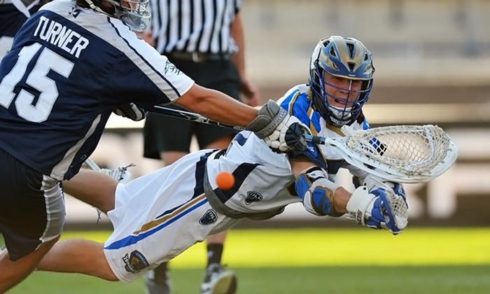 Charlotte Hounds vs Florida Launch Lacrosse - American Legion Memorial Stadium: $9 to See a Charlotte Hounds Lacrosse Match at American Legion Memorial Stadium on Saturday, July 11 ($15.91 Value)