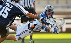 Charlotte Hounds vs Florida Launch Lacrosse: $9 to See a Charlotte Hounds Lacrosse Match at American Legion Memorial Stadium on Saturday, July 11 ($15.91 Value)