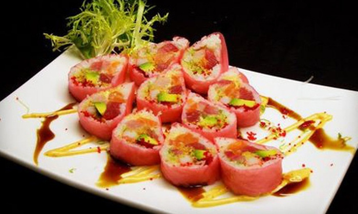 Wok and Roll - Chinatown: $20 for $40 Worth of Asian Cuisine at Wok and Roll