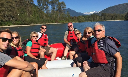 $39 for a Skagit River Float, and Wine Tasting Tour from Triad River Tours ($85 Value)