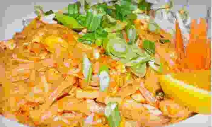 Thai House - Gastonia: $12 for $24 Worth of Thai Cuisine at Thai House in Gastonia