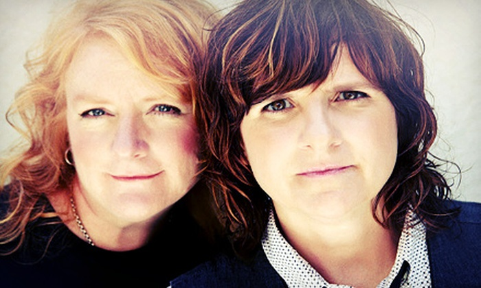 Indigo Girls with Joan Baez - Chastain Park Amphitheatre: Indigo Girls and Joan Baez at Chastain Park Amphitheatre on Friday, June 14, at 7 p.m. (Up to 75% Off)