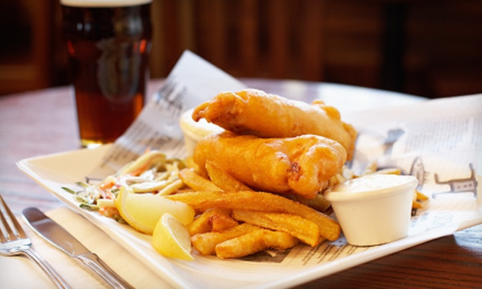 Tinker's Nest - Warren: Pub Food and Drinks at Tinker's Nest (Up to 58% Off). Two Options Available.