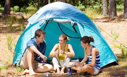 Primitive- or RV-Campsite Rental at Don Carter State Park (Up to 42% Off). Three Options Available.