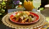 La Casa de Juana - Continental Townhouses: Mexican Cuisine at La Casa de Juana, Mesa Location Only (Up to 40% Off)