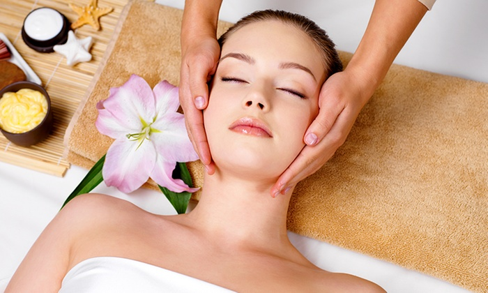 Facelogic Spa - Facelogic Spa : Massage with Optional Facial and Polishing and Exfoliating Scrub at Facelogic Spa in Roswell (Up to 57% Off)