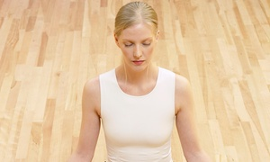 Open Doors Yoga Studios: $25 for Five Yoga Classes at Open Doors Yoga Studios ($75 Value)