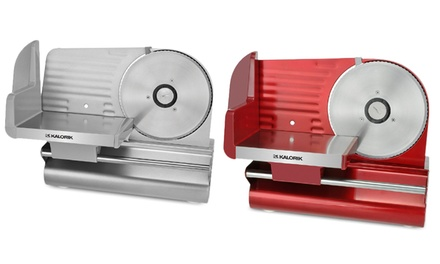 Kalorik Stainless Steel Food Slicers