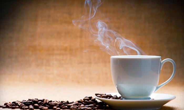 Bad Ass Coffee - Northeast Virginia Beach: $5 for $10 Worth of Coffee, Wraps, and More at Bad Ass Coffee