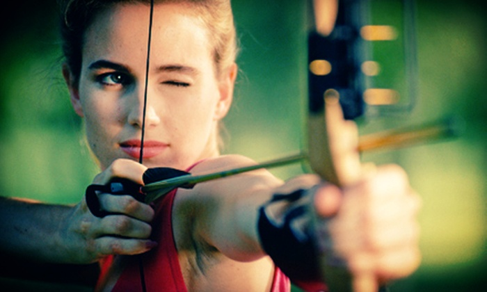 Spokane Valley Archery - Greenacres: Four-Visit Package or 30-Minute Private Lesson for Up to Four at Spokane Valley Archery (Up to 60% Off)