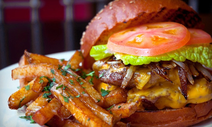 Nathaniel's Pub - Corn Hill: Pub Fare for Two or Parties of Four or More at Nathaniel's Pub (Half Off)