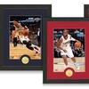 "NBA 12""x15"" Framed Player Photo Mint"