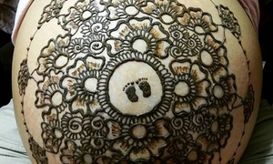 Henna by Lisa: 30-Minute Henna Art Session from Henna Art (52% Off)