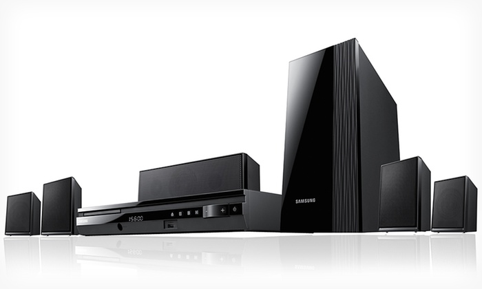 Samsung 5.1-Channel DVD Home Theater System: $139.99 for a Samsung 5.1-Channel DVD Home Theater System ($199.99 List Price). Free Shipping and Returns.
