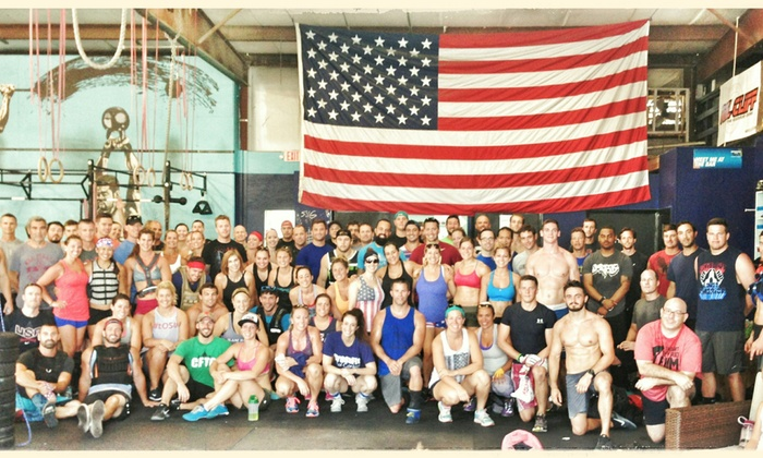 Crossfit Total Control - Jacksonville Beach: 15 CrossFit Classes at Crossfit Total Control (65% Off)