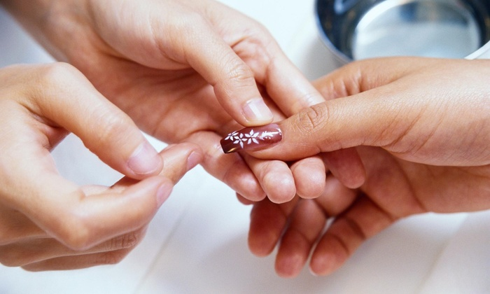 Jennifer @to Dye For Hair Studio - Modesto: $25 for $50 Worth of Nail Design Service — to dye for