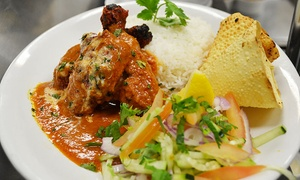 Bawarchi Express: Two or Four Groupons, Each Good for $10 Worth of Indian Cuisine at Bawarchi Express - Mira Mesa (Up to 35% Off)