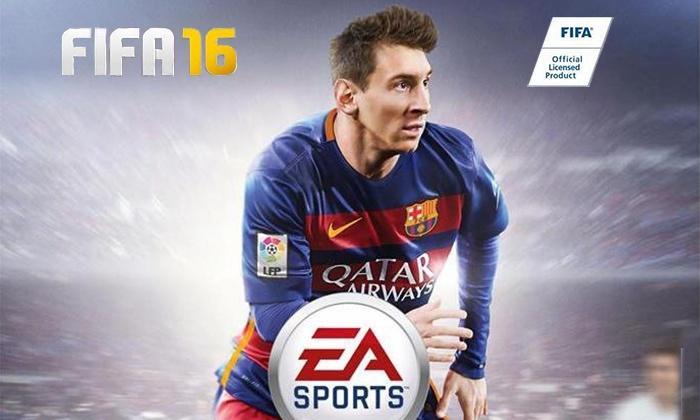 משחק הכדורגל הפופולרי FIFA 16 המתאים לכל סוגי הקונסולות, ב-289 ₪ בלבד כולל משלוח חינם