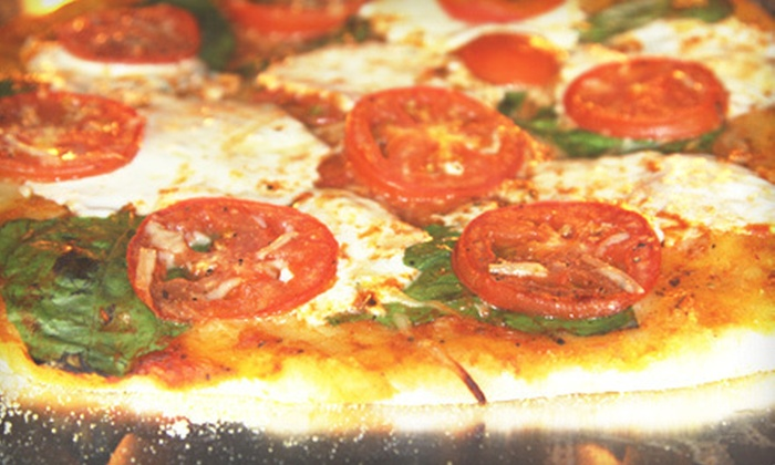 Nuzzo's Apizza - Madison: $10 for $20 Worth of Pizza, Sandwiches, and Italian Food at Nuzzo's Apizza