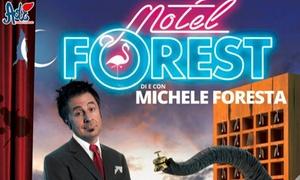 DalVivo: Biglietti per Motel Forest il 12 febbraio al Teatro Corso di Mestre (sconto fino a 31%)