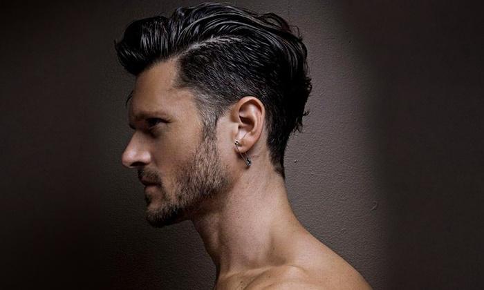 Rendez vous mixte chez le coiffeur look up groupon - Coupe de barbe pour homme ...