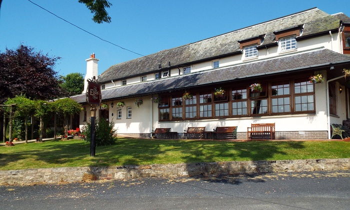Elgin Hotel Charlestown Dunfermline Fife 1 To 3 Nights For Two With Breakfast