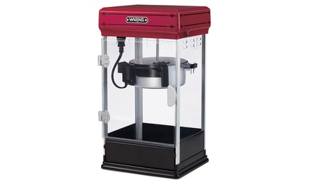 waring pro popcorn machine