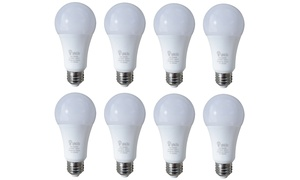 Battery Backup Emergency LED Bulbs (8-Pack)