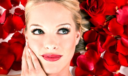 $65 for a Valentine's Day Spa Package with Facial, Massage, and Sweets for One at Aria 366 ($140 Value)