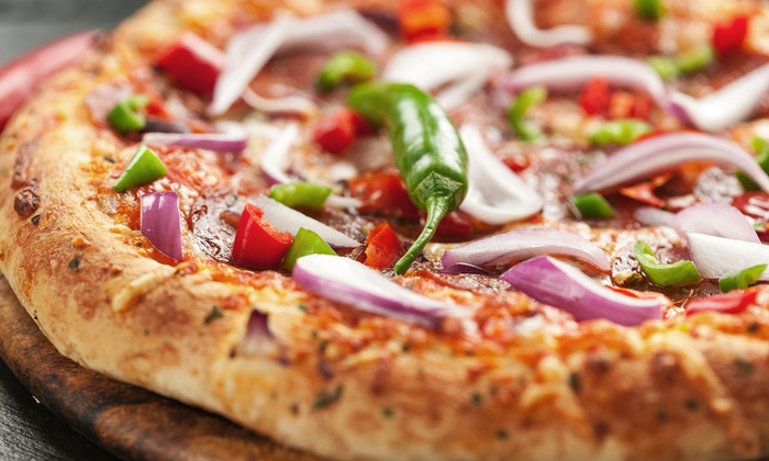 Zorba's Pizza - Bellevue: $11 for $20 Worth of New York–Style Pizza, Subs, and Gyros at Zorba's Pizza