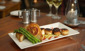 The Century House Restaurant: Award-Winning New American Dinner at The Century House Restaurant (Up to 30% Off). Four Options Available.