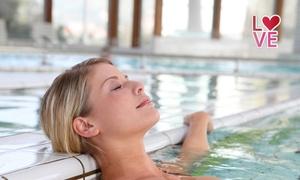 AQUARIUM SPA CENTER: Percorso spa a scelta con massaggio, aperitivo e maschera viso da Aquarium Spa Center in Via Veneto (sconto fino a 77%)