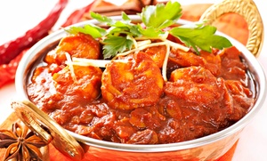 Four-course Indian Meal For Two Or Four At Dhoom Indian Restaurant (up To 54% Off)