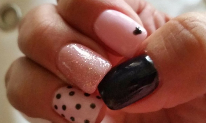 j Anthony Salon and Spa - Paradise Valley: A Manicure and Pedicure from J Anthony Salon and Spa (55% Off)