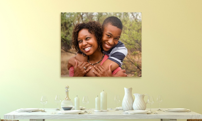 "Canvas On Demand Gallery-Wrapped Canvases: One or Two 16""x20"" Gallery-Wrapped Canvas Prints from Canvas On Demand (Up to 73% Off). Free Shipping."