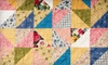 3 Sisters Quilt Shop - Rosenberg: $99 for a Custom T-Shirt Quilt Throw at 3 Sisters Quilt Shop ($225 Value)