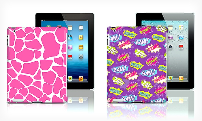 Macbeth Smart Snap Hardshell iPad Cases: $7.99 for a Macbeth Smart Snap Hardshell iPad Case