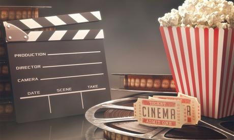 Entrada de cine para dos en la sala independiente Artistic Metropol por 7,50 € y con palomitas y bebida por 9,95 €