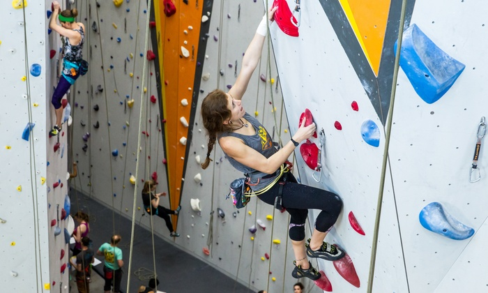 First Ascent Climbing - Up To 49% Off - Chicago, IL   Groupon