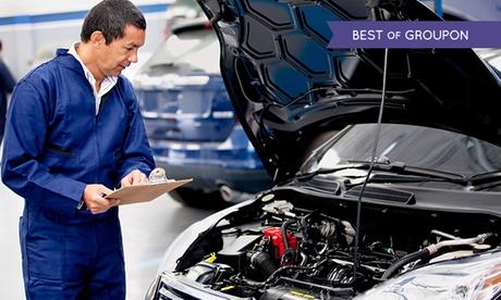 ITV con tasas incluidas para vehículos gasolina y motocicletas o vehículos diésel desde 29,95 € en Atisae ITV Loyozuela Oferta en Groupon