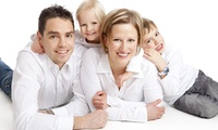 Family Photoshoot with Five Mounted Prints at Ruby Studios (98% Off)
