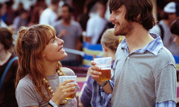 Blue Collar Music and Beer Festival  - The Arizona Event Center: Blue Collar Music and Beer Festival for Two or Four on Saturday, July 20, from Flanigan Entertainment (Up to 56% Off)