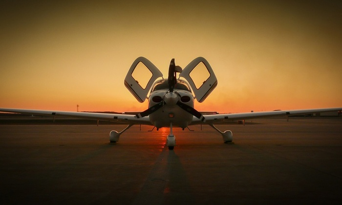 Royal Jets, Inc. - Financial District: One-Hour Private Flight at royal jets (45% Off)