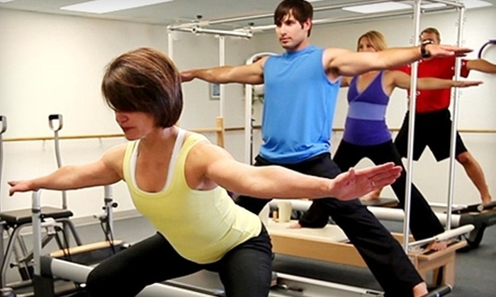 15 to Fit - Allisonville: Three or Six Reformer Pilates or Ballet Barre/TRX Classes at 15 to Fit (Up to 73% Off)