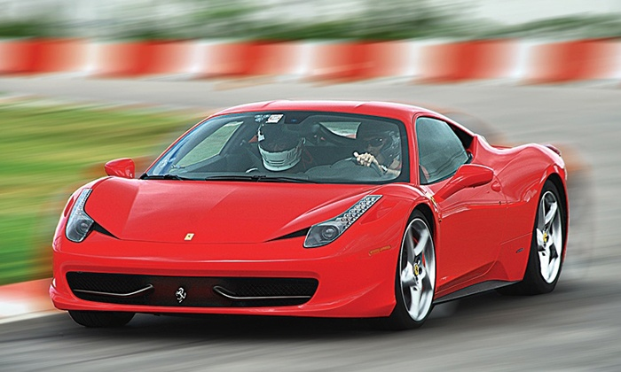Redline Xperience - Multiple Locations: Driving and Riding in Exotic Sports Cars at Redline Xperience (Up to 50% Off). Four Options Available.