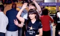 Ten Dance Classes With Membership at Ceroc, Over 180 Locations Nationwide (77% Off)