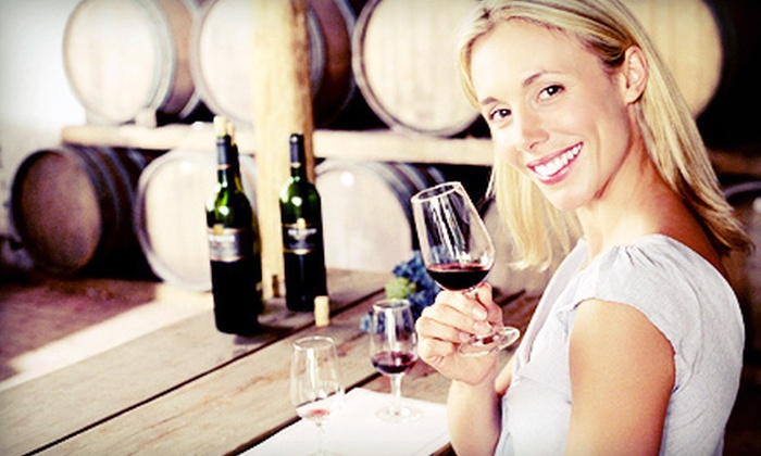 Flagler Beachfront Winery - Flagler Beach: Wine Slushies or Tasting Packages for Two or Four at Flagler Beachfront Winery (Up to 56% Off)