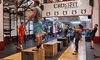 CrossFit Hell's Kitchen - Garment District: $103 for a One-Month Unlimited Membership at CrossFit Hell's Kitchen ($225 Value)